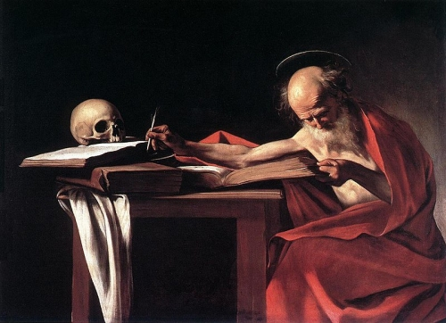 800px-Caravaggio_-_Saint_Jerome_Writing,_c1606.jpg
