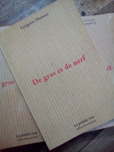 le pédalo ivre,de gras et de nerf,recueil de poésie,jan svankmajer,meat love,zamilované maso